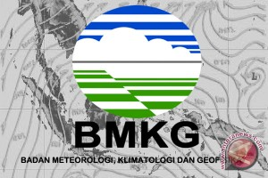 BMKG: seluruh wilayah Sumsel berpeluang hujan ringan