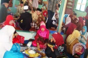 'Ngidang' makin jarang pada upacara perkawinan