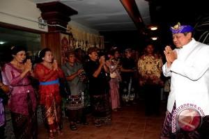 Presiden buka pesta kesenian Bali