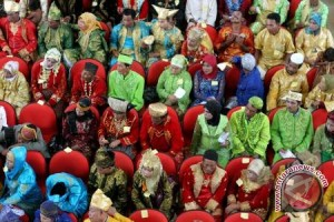 550 pasangan pengantin Bangka Tengah sambut peserta