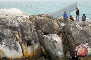 Babel jadikan taman bumi Belitung berkelas dunia