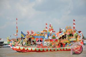 Motor hias PMI Palembang jadi favorit  juri