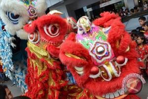 Enam negara ikuti festival barongsai