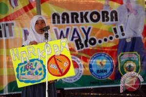 BNN Sumsel giatkan pencegahan penyalahgunaan narkoba