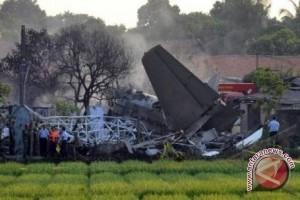 Pesawat Turki jatuh dan menewaskan 30 jiwa di Kyrgystan