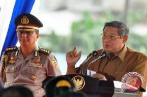 Presiden SBY instruksikan rencana aksi peningkatan produksi pangan