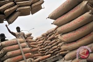 Konsumsi semen tumbuh didongkrak pembangunan infrastruktur