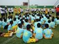 Ribuan siswa ikuti Milo footbal Championship