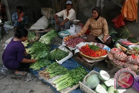 Tim ketahanan pangan Sumsel intensif sidak pasar