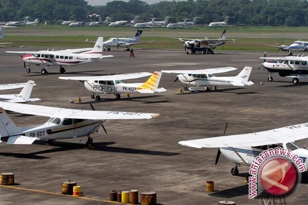 Pesawat Citilink terbang perdana Palembang-Batam