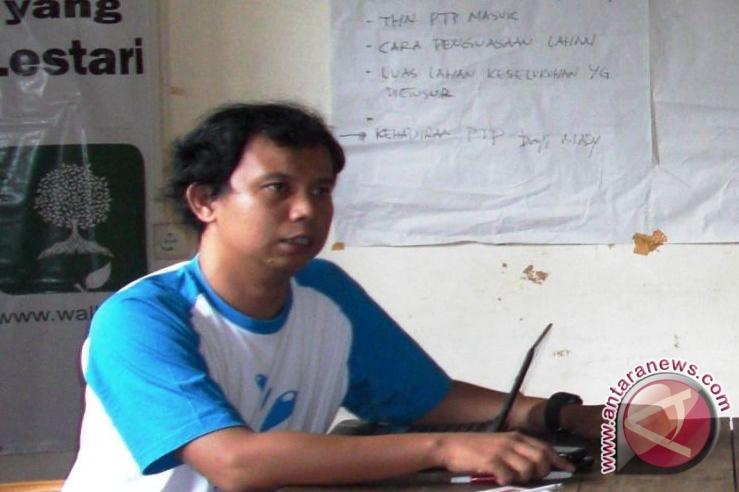 Walhi gelar pameran pangan nasional di Palembang
