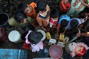 Batam alami gangguan pasokan air bersih