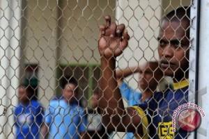 Perkelahian di LP Palembang tidak meluas