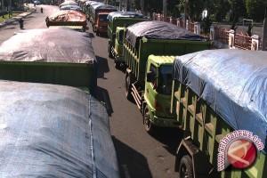 Dishub Bengkulu tilang 17 truk batu bara