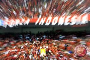 Hasil penjualan tiket Piala Presiden mencapai Rp20 miliar