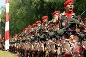 TNI kerahkan Kopassus evakuasi turis di Rinjani