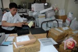 Omset pengiriman barang naik jelang lebaran