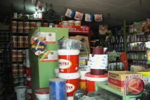 Harga bahan bangunan di Palembang bergerak naik