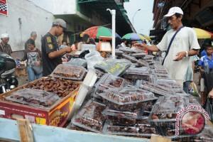 Kurma India masuk pasaran Bengkulu