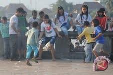 Anak-anak ramai kunjungi BKB Palembang
