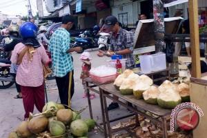 Pedagang Simpang Dogan butuh bantuan pemerintah