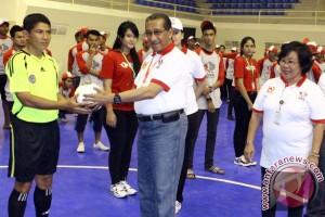 Pembukaan Futsal Piala Gubernur Sumsel