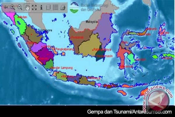 Gempa Sumba dirasakan hingga NTB dan bali