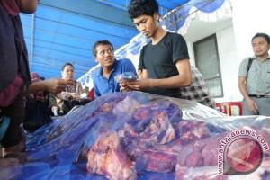 Pasar daging murah