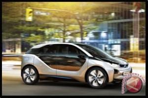 BMW tekan biaya pembuatan baterai mobil listrik
