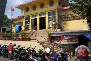 Jalan Cinde Welan ditutup terkait revitalisasi Pasar Cinde