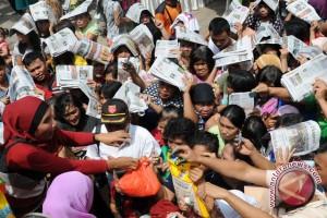 Sosiolog: Hindari pemberian bantuan dengan menghadirkan massa