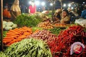 Sayuran jenis buncis harganya naik tajam