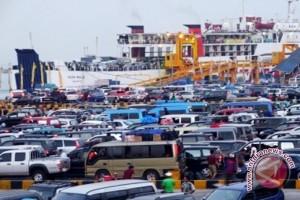 Alat pemindai tiket pelabuhan Bakauheni alami gangguan