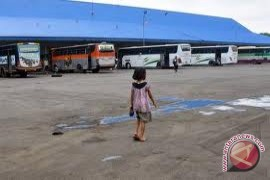 Lapangan upacara Baturaja disulap jadi terminal