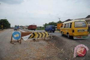 Jalan provinsi jadi alternatif jalur mudik lebaran