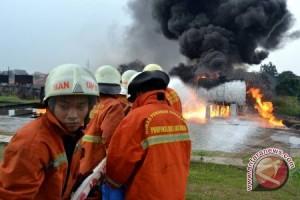 Perusahaan harus miliki standar penanggulangan kebakaran