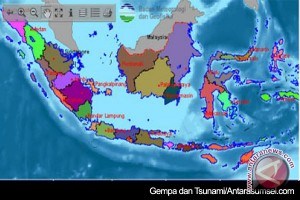 Tsunami Aceh berpotensi terulang di Jawa-Bali-Nusra