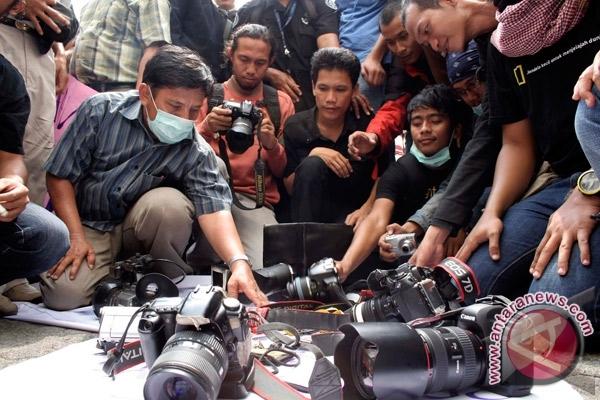 Munas wartawan se-Indonesia 31 Januari