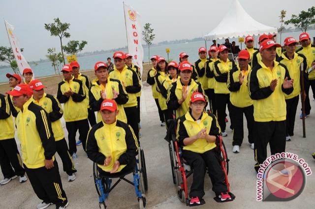 Sumsel kirim 45 atlet ke Papernas Riau
