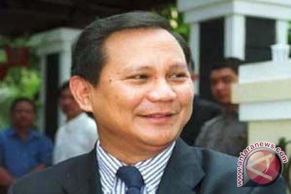 Prabowo pantau hitung cepat di DPP Gerindra