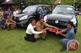Wabup OKU izinkan mobil dinas dibawa mudik