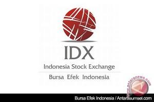 IHSG Bursa Efek Indonesia ditutup melemah 20,38 poin