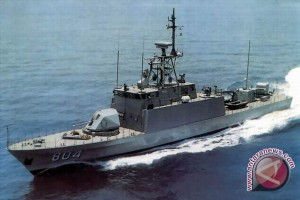 TNI kerahkan dua kapal perang ke perbatasan Filipina