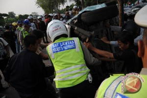 Polda: Angka kecelakaan di Jambi masih tinggi