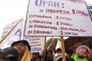 Gubernur Sumsel setujui UMP 2017 Rp2,38 juta