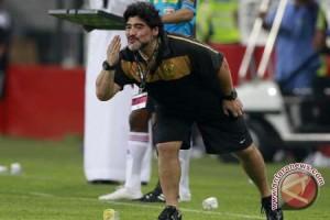 Diego Maradona tangani klub Belarusia Dynamo Brest