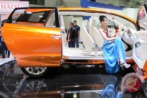 Indonesia International Motor Show diminati