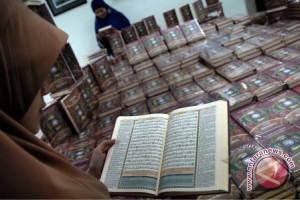 Bangka Barat bagikan Al Quran untuk pelajar