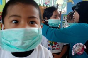 Penderita Ispa di Bangka Tengah meningkat