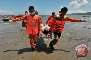 Lima nelayan tenggelam di Bengkulu berhasil diselamatkan